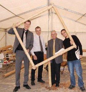 Schwabach Schwabacher Firma Gibt Dem Bambus Halt Schwabach