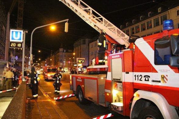 Nürnberg stichflamme in döner restaurant dunstabzug fängt feuer