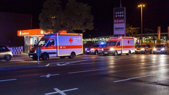 Poppenreuth: fürth: brennender trockner löst feuerwehreinsatz aus
