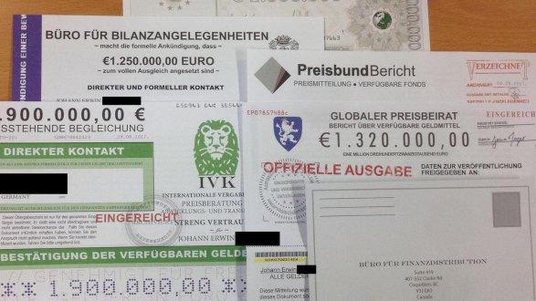 Nürnberg Gewinn Per Post Polizei Warnt Vor Brief Betrügern