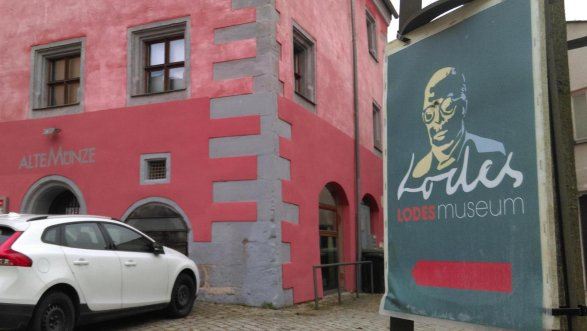 Auerbach Auerbacher Lodes Museum Packt Die Werke Zusammen Pegnitz