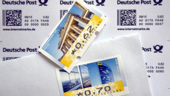 Von 62 Auf 70 Cent Post Erhöht Porto Für Briefe Wirtschaft