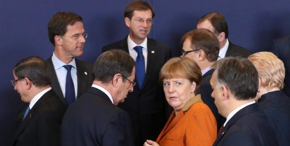 Das Angebot Steht Eu Berät über Türkei Vorschlag Politik