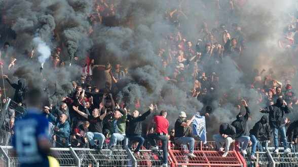 Bda Nürnberg nach pyro eklat 1 fc nürnberg bestraft ultras hart sport