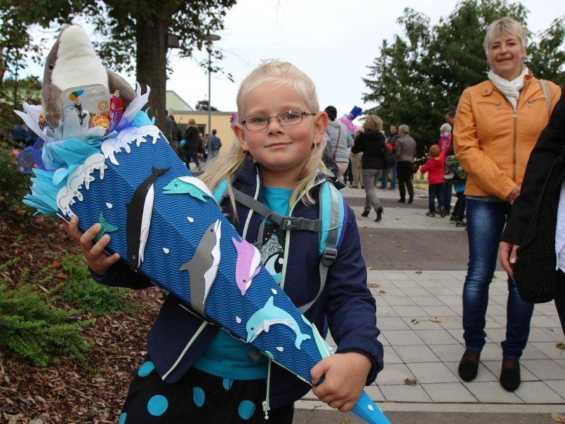 Erster Schultag in Treuchtlingen: 96 Kinder starten an der ...