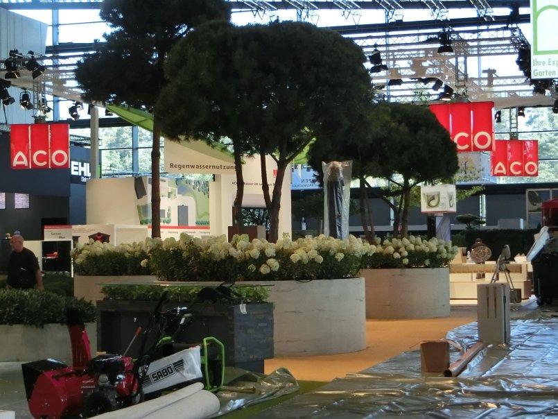 Galabau Messe gärten parks und grünanlagen rundgang auf der galabau messe