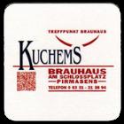 Kuchems Brauhaus Am Schlossplatz Gmbh Pirmasens Brauerei Guide
