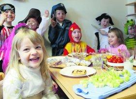 Herzogenaurach Essen Im Kindergarten Obst Und Gemuse Mussen Sein