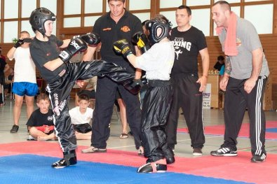 Kickboxen neunkirchen