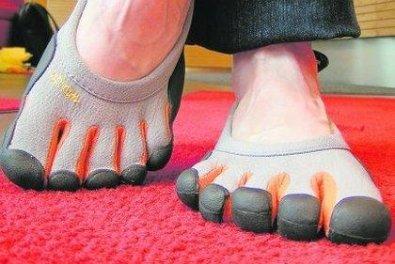 Nürnberg: Zeigt her eure Füße, zeigt her euren Öko Laufschuh
