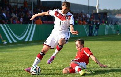 Pyrbaum Deutsche U16 Nationalmannschaft Spielt In