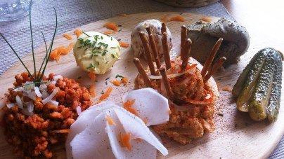 Nürnberg: Ein Veganer mischt die fränkische Küche auf ...