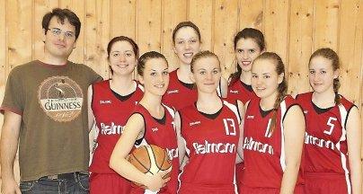 Starke U19 Basketballerinnen Des Tv 1848 In Wasserburg Schwabach Nordbayern De