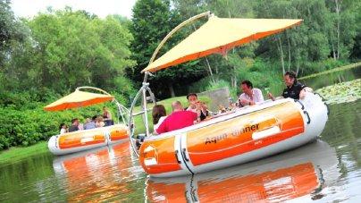 Main-BBQ: Grillboote sollen durch Franken schippern - Region ...
