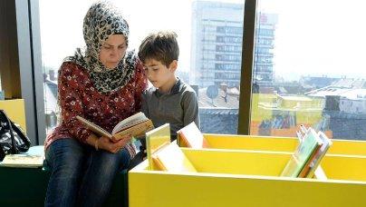 Fürth Ein Jahr Hohe Mitte Lesefieber über Den Dächern