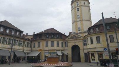 Ansbach Brennpunkt In Ansbach Stadt Nimmt Herrieder Tor