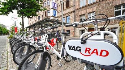 Zweirad Zu Mieten Neues Fahrrad Leihsystem Der Vag Startet