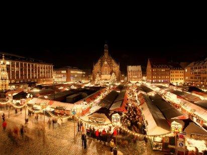 Weihnachtsmarkt Nürnberg.Nuremberg Christmas Market Christkindlesmarkt De