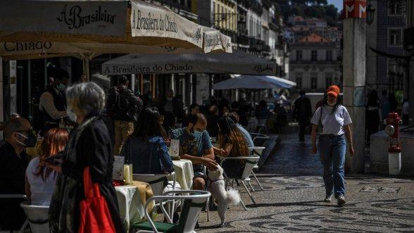 In den Außenbereichen dürfen die Gastrobetriebe nach gut zweieinhalb Wochen wieder Gäste empfangen.