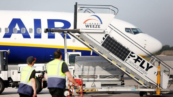 Nürnberg Streik Am Mittwoch Ryanair Streicht Drei Flüge Ab