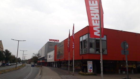 Nurnberg Nurnberg Traditionshaus Mobel Werner Verlasst Standort