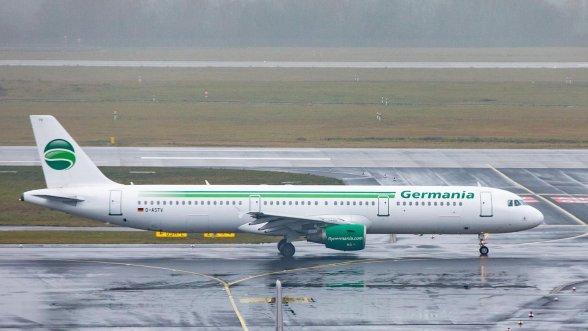 Aus Für Germania Airline Stellt Den Flugbetrieb Ein Wirtschaft
