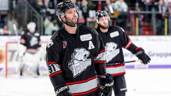 Mit 28 Abgewatscht Ice Tigers Gehen In Iserlohn Baden Sport