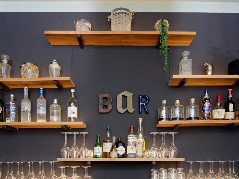 Einzimmer Küche Bar, Nürnberg - Gastro-Guide - nordbayern.de