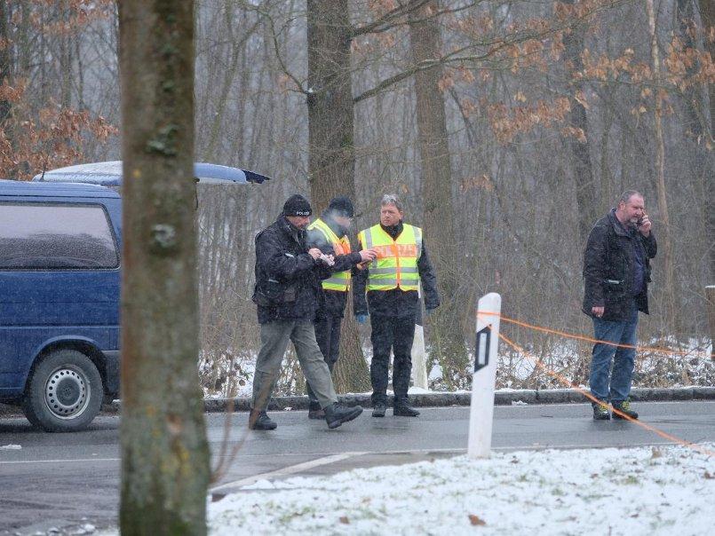 Toter Lkw-Fahrer auf Rastplatz an A9 entdeckt - Ermittlungen laufen