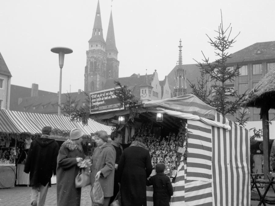 Weihnachtsmarkt W.Weihnachtsmarkt Mit Langer Tradition Geschichte Des Marktes