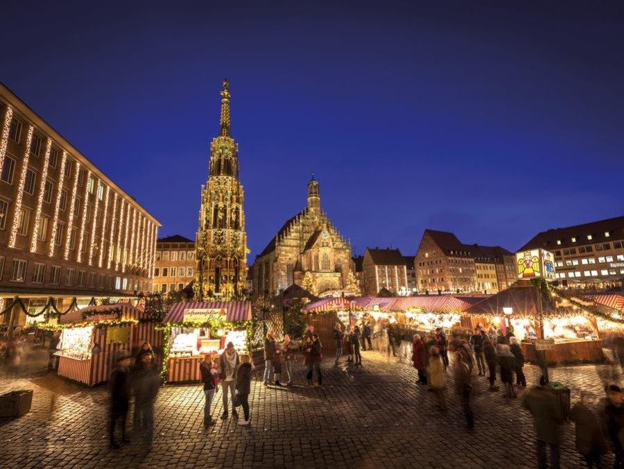 Weihnachtsmarkt Nürnberg.Welcome To The Nuremberg Christkindlesmarkt Christmas Market