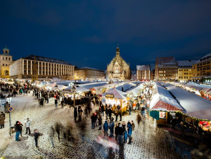 Nuremberg Christmas Market.Welcome To Nuremberg Germany S Christmas City Your Visit