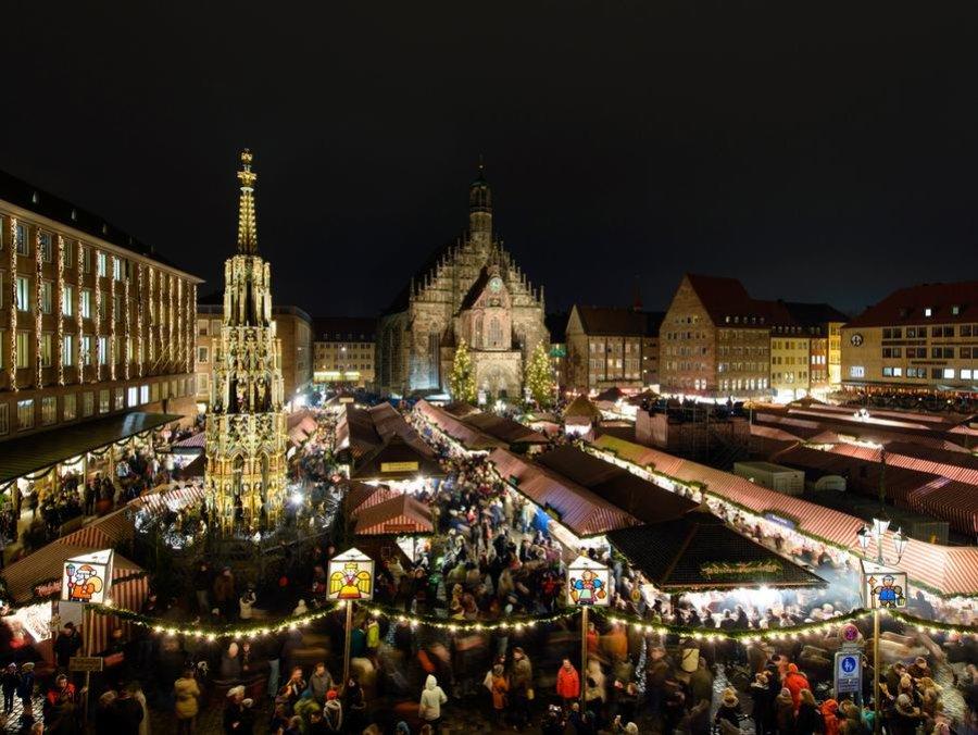 Weihnachtsmarkt Eröffnung 2019.öffnungszeiten Des Nürnberger Christkindlesmarktes